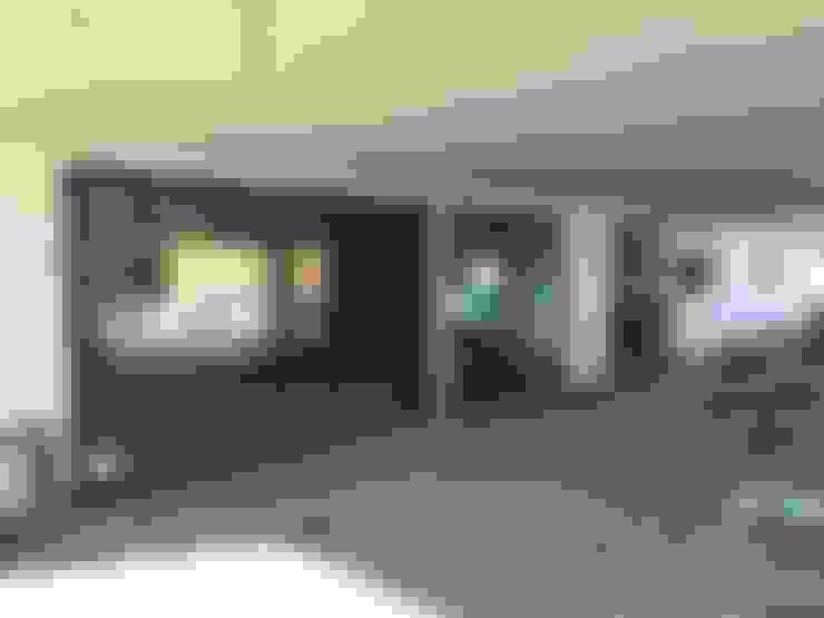 Hiên, sân thượng by ATELIER3