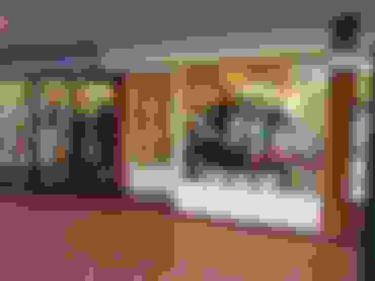Einkaufscenter von ATELIER3