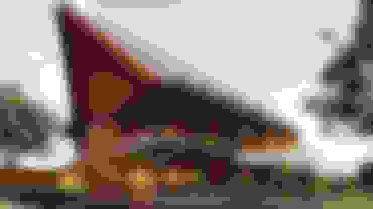 Kaaisungan Sibarrung:  Rumah by Pr+ Architect
