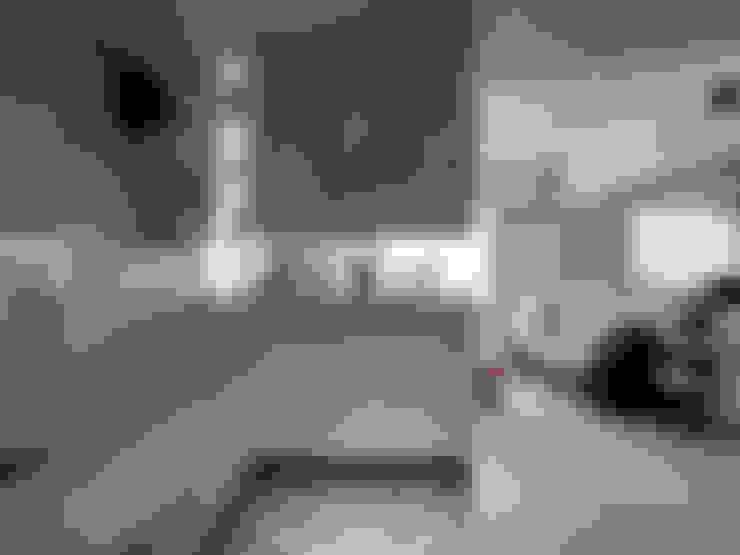 warm:  走廊 & 玄關 by 寓子設計