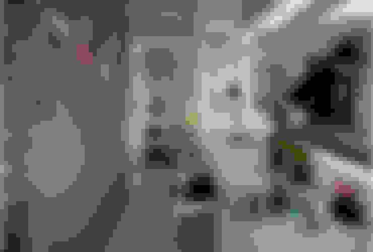 Phòng học/Văn phòng by 寓子設計