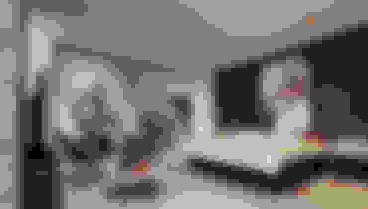 Dormitorios de estilo  por Stuen Arquitectos