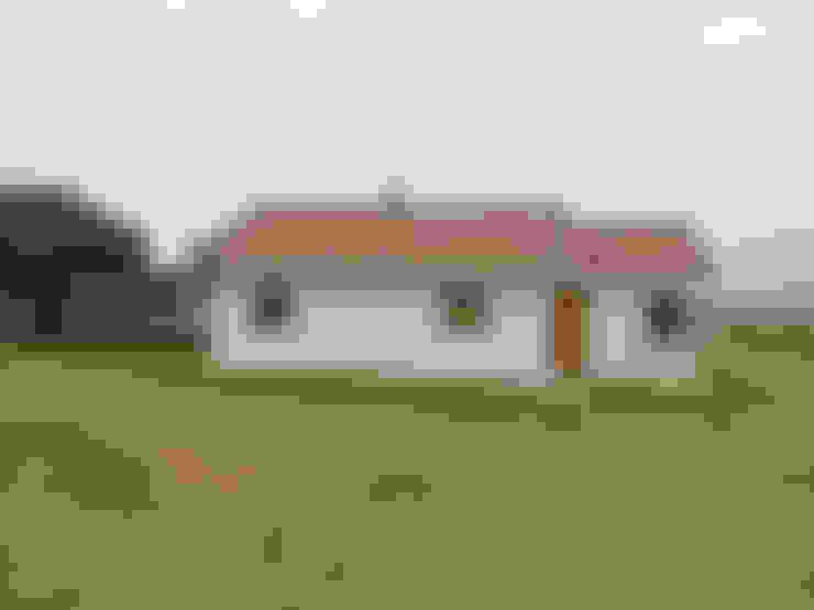 Fachada Antes:  de estilo  por Territorio Arquitectura y Construccion - La Serena