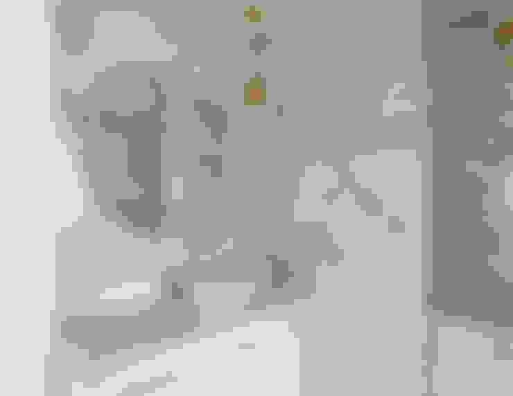 Baños de estilo  por 디자인 아버