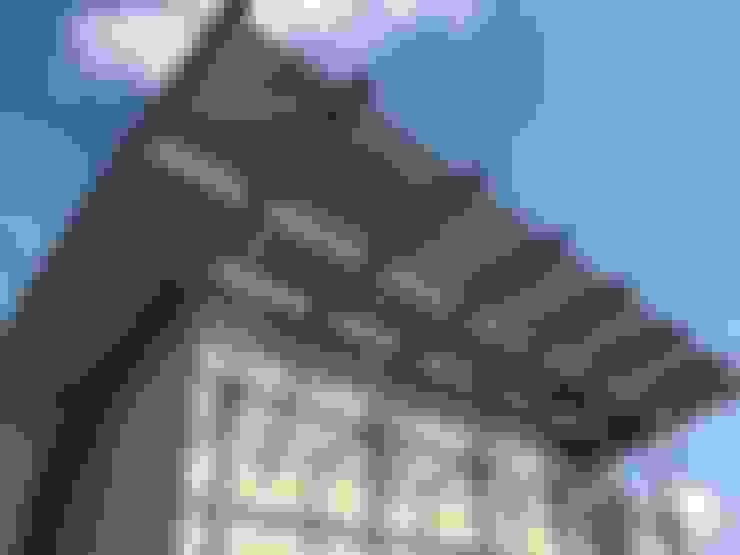 新北市新莊區案例 - 24層建築外觀設計&夜間4時段燈光計畫:   by 雲展建築設計 Winstarts Architectural Design Group