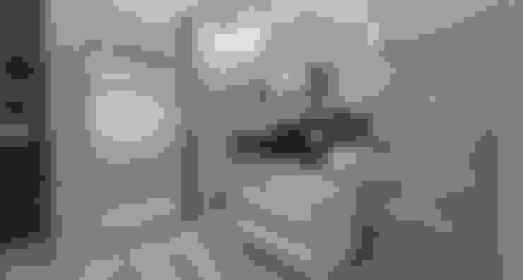 Banheiro  por Maria José Faria Interiores Ldª