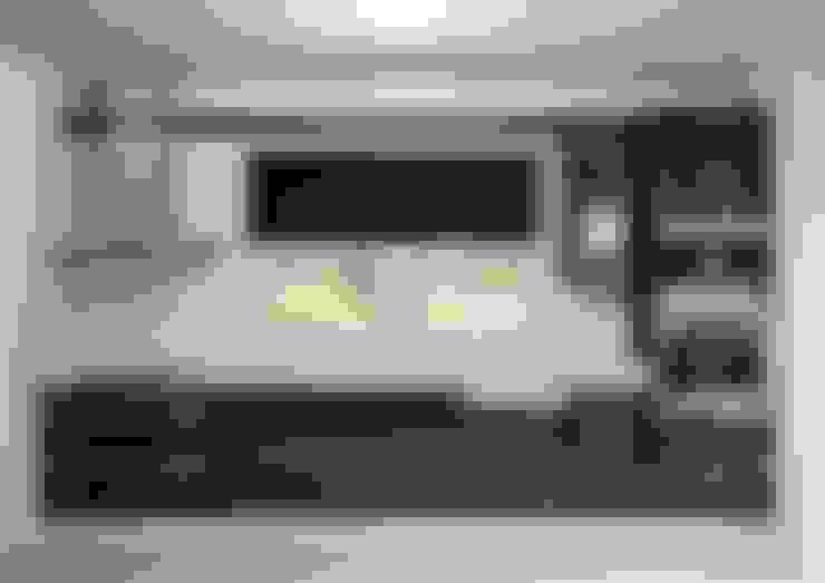 Muebles de cocinas de estilo  por Maria José Faria Interiores Ldª