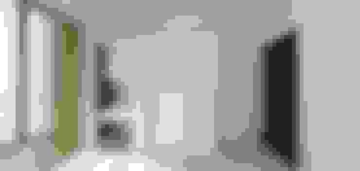 臥室3D圖:   by 圓方空間設計