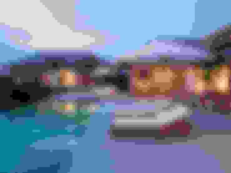 Pool by Ale debali study