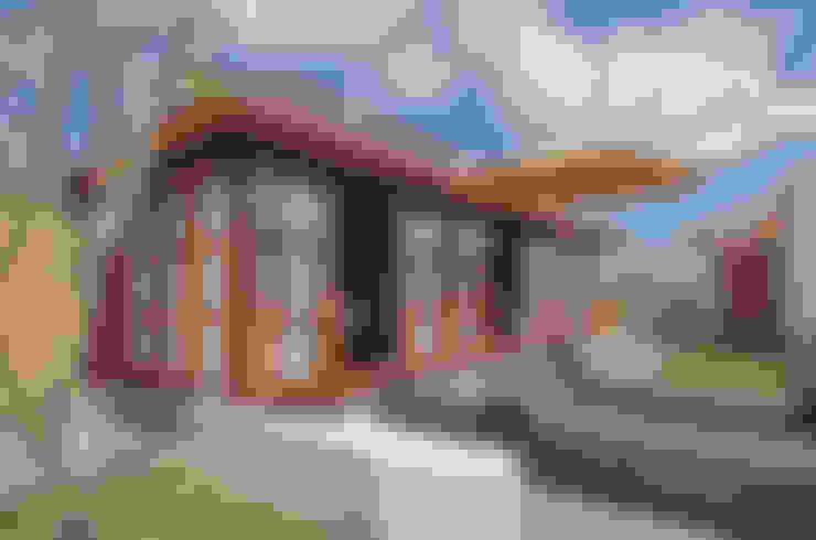 Balconies, verandas & terraces  by Ale debali study