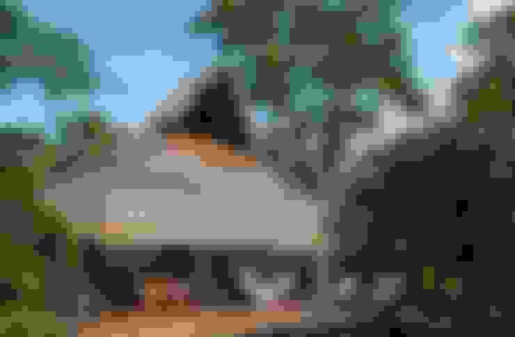 Casa Mesa de Yeguas: Casas de estilo  por NOAH Proyectos SAS