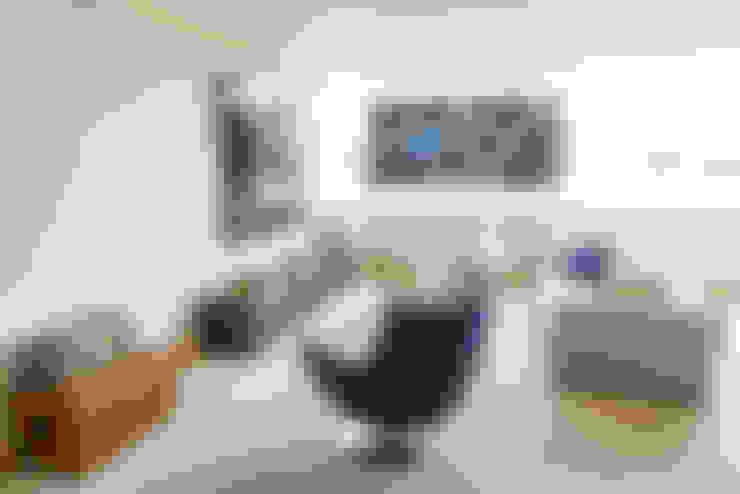 Projekty,  Pokój multimedialny zaprojektowane przez dome4u - domotica -  integração - engenharia
