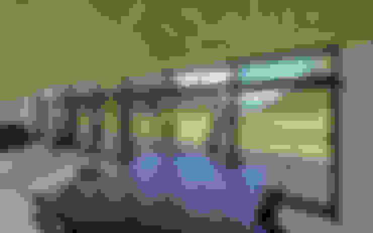Salle à manger de style  par mutarestudio Arquitectura