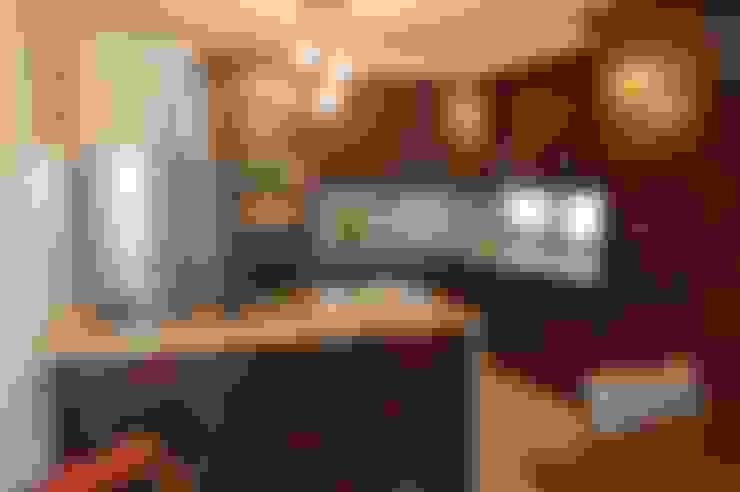 Cocinas de estilo  por Zona Arquitectura Más Ingeniería