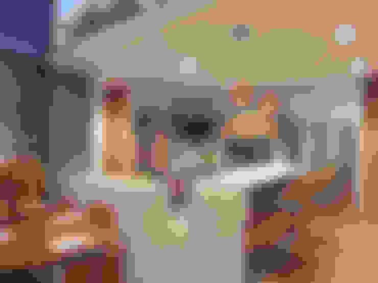 Cocinas equipadas de estilo  por SRA arquitectos