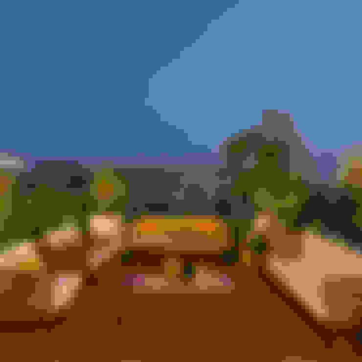 Open House Terrace By Studio Nia Kamdar