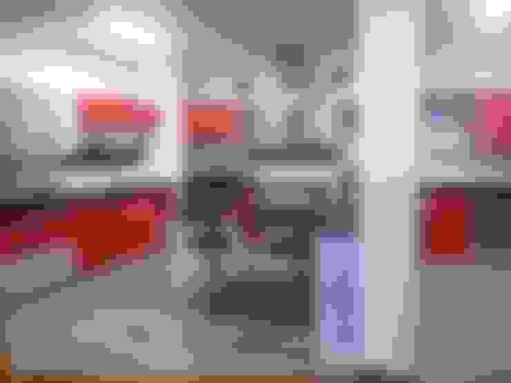 Muebles de cocina Puerto Montt: Cocina de estilo  por Quo Design - Diseño de muebles a medida - Puerto Montt