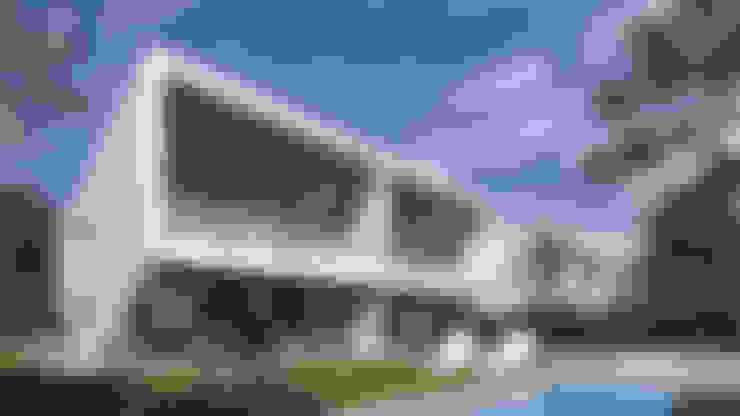 Rumah by ARQZONE 3D+Design Studio