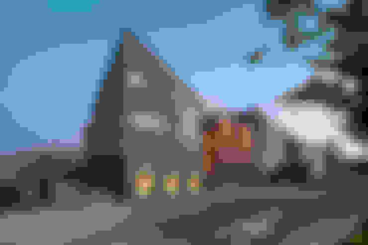 Publivate  House  외관: 건축사사무소 카안 |Architect firm KAAN의  주택