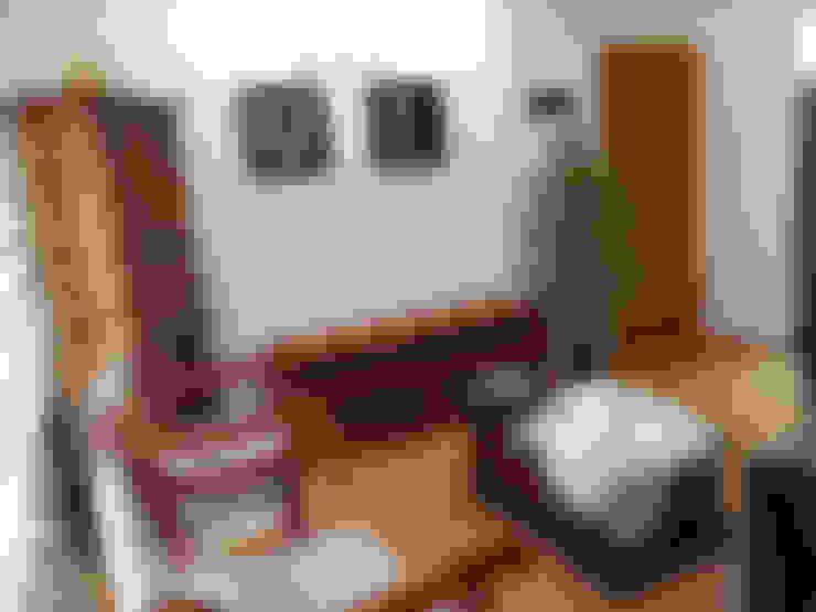 Living room by Lagom Studio