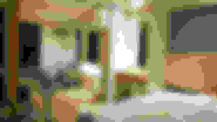 Ruang Tamu & Meja Rias:  Kamar Tidur by Likha Interior