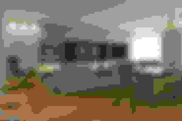 غرفة المعيشة تنفيذ 411 - Design e Arquitectura de Interiores