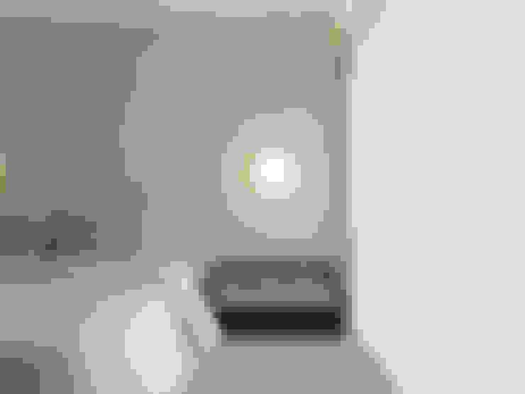 Bedroom تنفيذ 411 - Design e Arquitectura de Interiores