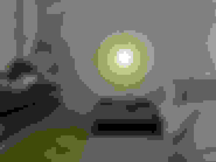 غرفة نوم تنفيذ 411 - Design e Arquitectura de Interiores