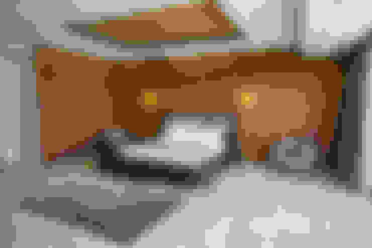 Schlafzimmer von AB DESIGN