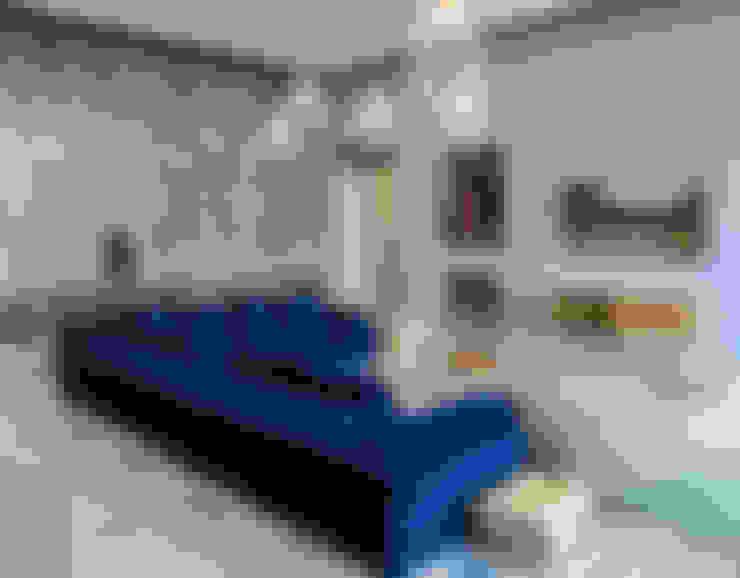Salas de estilo  por AB DESIGN