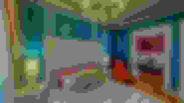 Eli's Home의  침실
