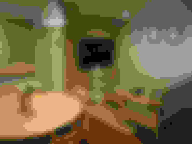 ห้องนั่งเล่น by 株式会社アートアーク一級建築士事務所