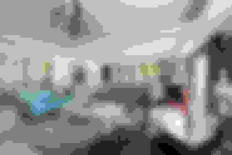 غرفة المعيشة تنفيذ 禾廊室內設計