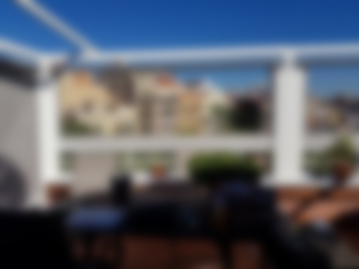Balconies, verandas & terraces  by TOLDOS CLOT, S.L.