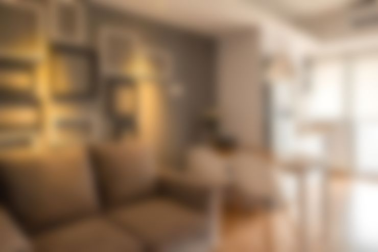 Interior Apartemen:  Ruang Makan by FIANO INTERIOR