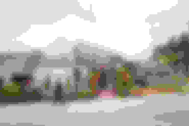 원주 반곡동주택: 주택설계전문 디자인그룹 홈스타일토토의  주택