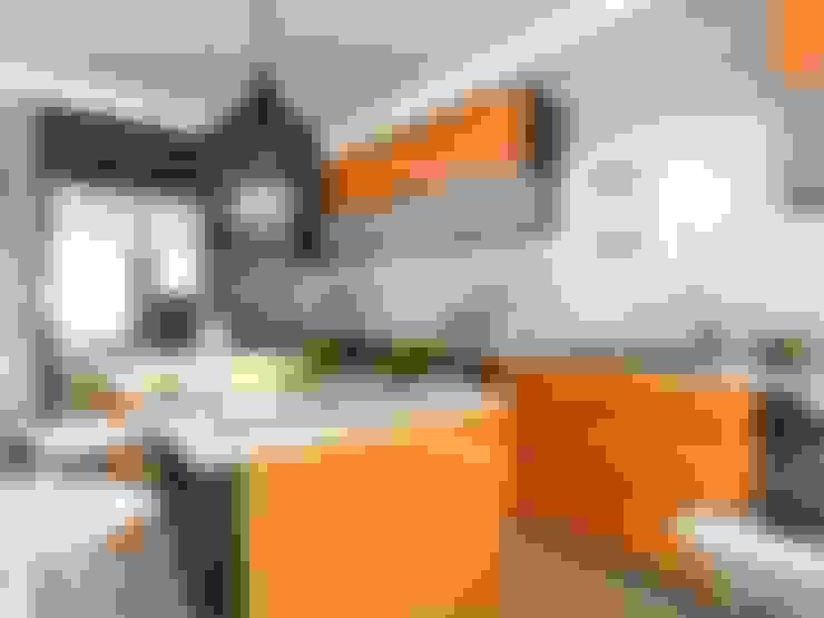 Armarios de cocinas de estilo  por ANTE MİMARLIK
