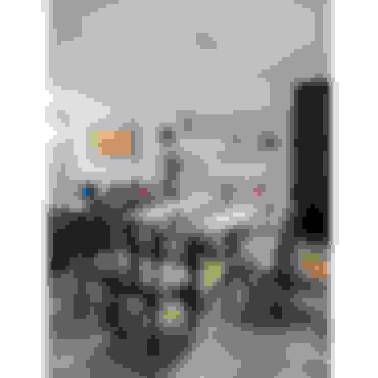 Comedor : Comedores de estilo  por Kaa Interior | Arquitectura de Interior | Santiago