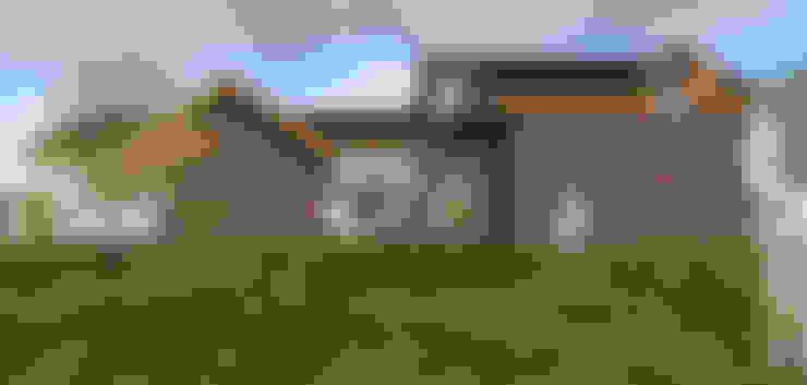 منزل عائلي صغير تنفيذ Vicente Espinoza M. - Arquitecto