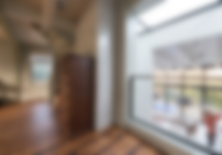 غرفة المعيشة تنفيذ Dineke Dijk Architecten