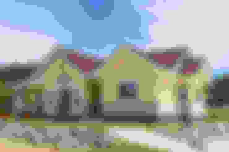 외부 전경: 나무집협동조합의  주택
