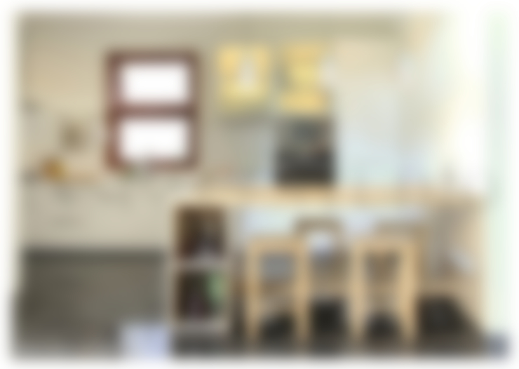 Sala da pranzo in stile  di Inspace Studio