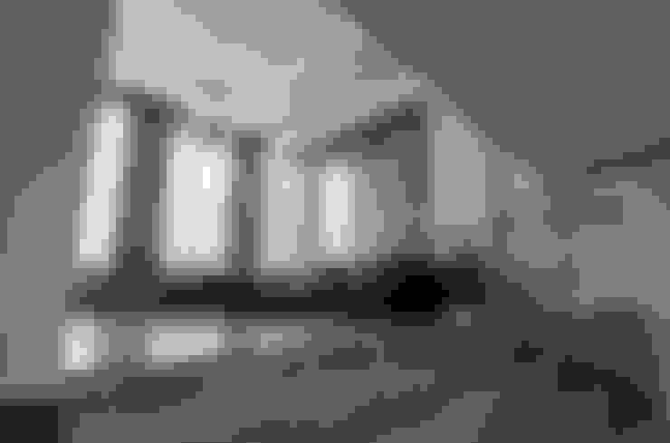 Salas / recibidores de estilo  por Dineke Dijk Architecten