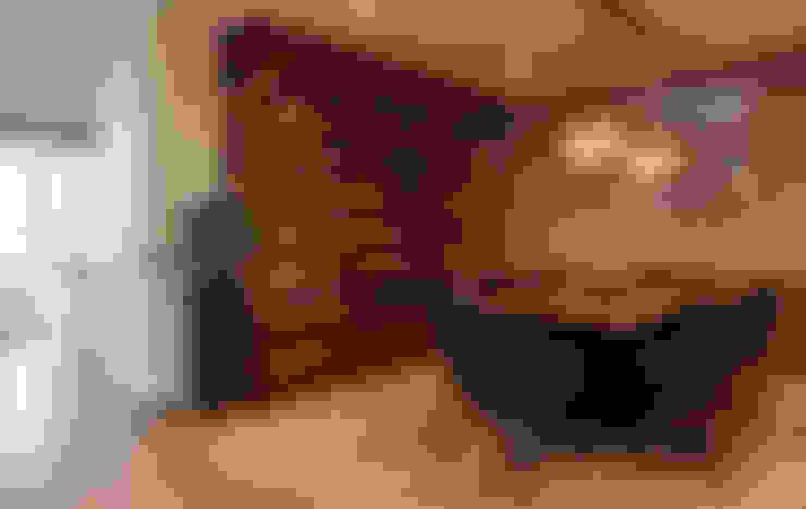 Comedores de estilo  por Dineke Dijk Architecten