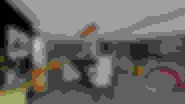 غرفة السفرة تنفيذ GóMEZ arquitectos