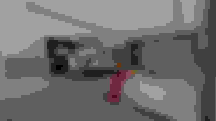 غرفة المعيشة تنفيذ GóMEZ arquitectos