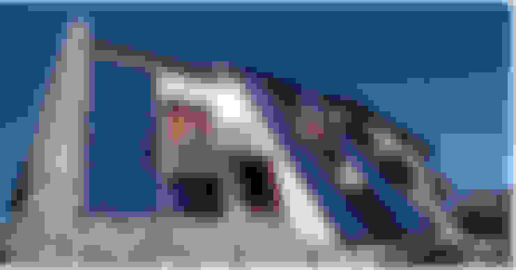 Casas ecológicas de estilo  por Constru-Acción