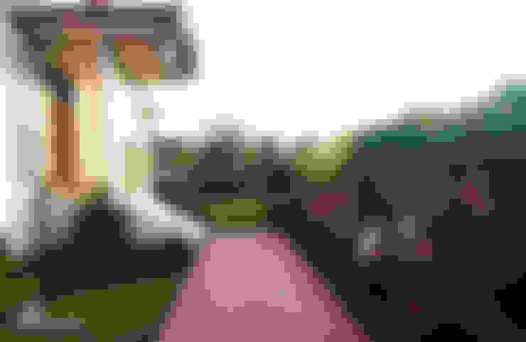 konseptDE Peyzaj Fidancılık Tic. Ltd. Şti. – V.A KONUT PEYZAJ PROJESİ VE UYGULAMASI:  tarz Bahçe