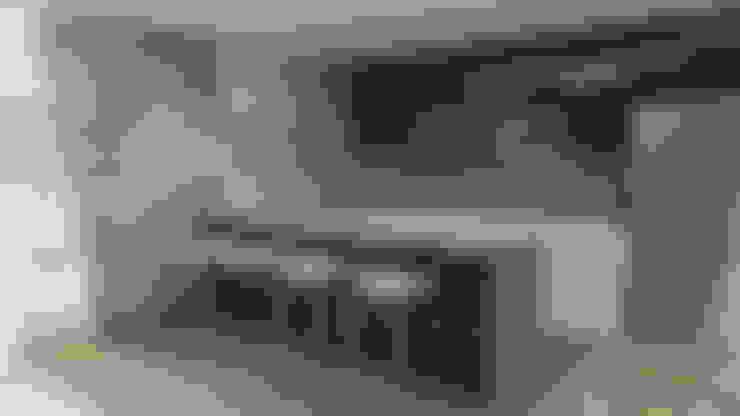 مطبخ تنفيذ Estudio R&R