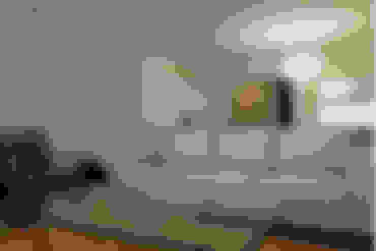 غرفة المعيشة تنفيذ Soluciones Técnicas y de Arquitectura